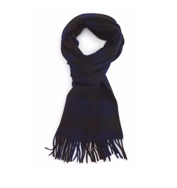 Check Cashmere Scarf by Nordstrom Men's Shop in Daddy's Home 2
