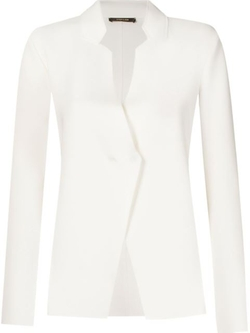 V-Neck Blazer by Osklen in Quantico
