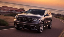 Durango SUV by Dodge in Sharknado 4: The Fourth Awakens