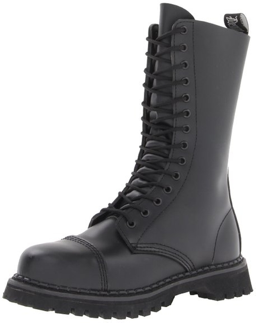 Men's Rocky 14 Lace-Up Boots by Pleaser in The Maze Runner