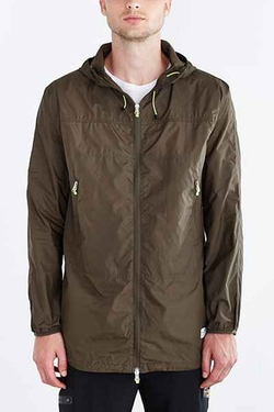 Inuvik Lightweight Parka Jacket by Penfield in Modern Family