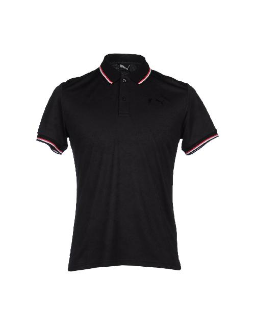 Polo shirt by PUMA in Blended