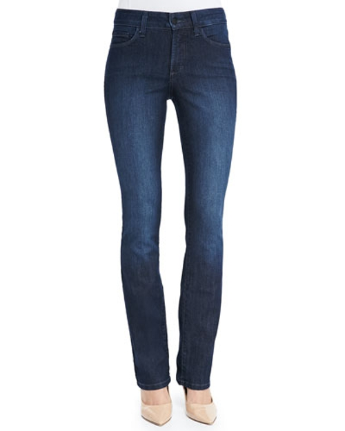 Marilyn Straight-Leg Jeans by NYDJ in Pitch Perfect 2