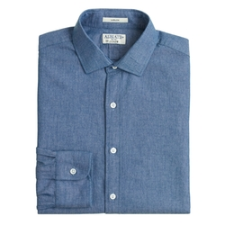 Ludlow Spread-Collar Shirt by J. Crew in Sicario