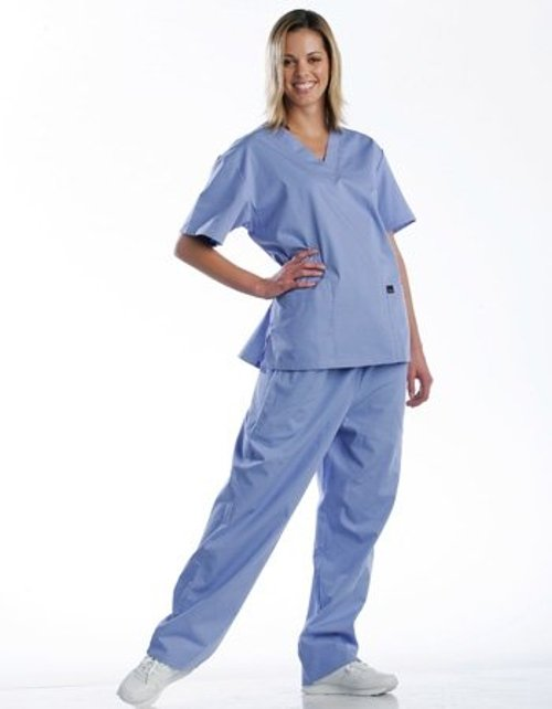 Unisex Scrub Set by Salus Uniforms in If I Stay