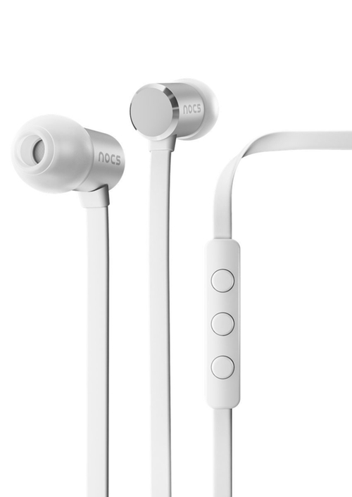 Earphones by Nocs in Love the Coopers