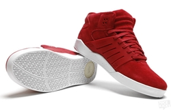 Suede Skytop III Sneakers by Supra in Spring Breakers