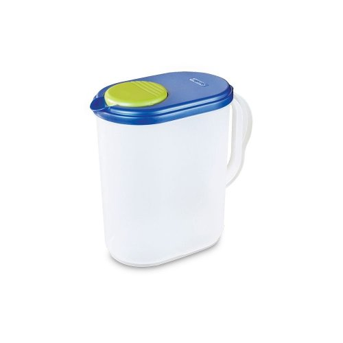 1-Gallon Pitcher With Blue Lid by Sterilite in Hall Pass