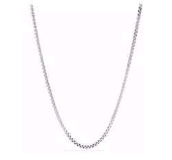 Extra-Large Box Chain Necklace by David Yurman in Sisters