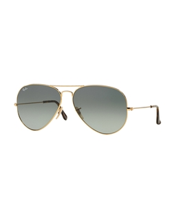 Metal Aviator Sunglasses by Ray-Ban in Quantico