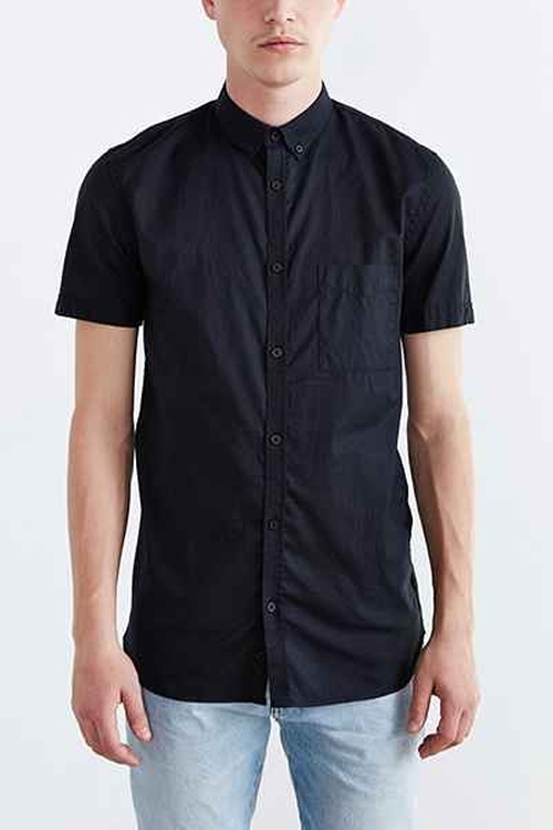 Seven Foot Button-Down Shirt by Zanerobe in Me and Earl and the Dying Girl