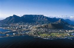 City of Cape Town, South Africa by Cape Town in Safe House
