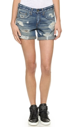 The Boyfriend Shorts by Rag & Bone/JEAN in Sisters
