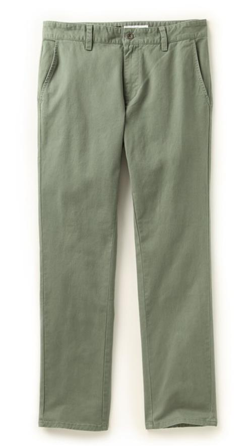 All Time Chinos by RVCA in Contraband