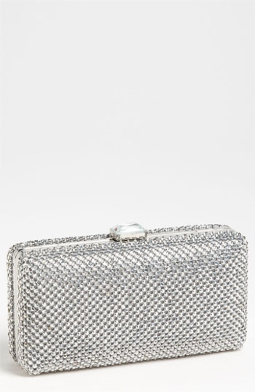Crystal Mesh Box Clutch by Sondra Roberts in Sex and the City 2