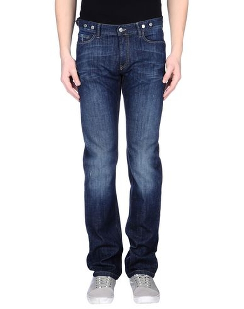Denim Pants by Richmond Denim in Steve Jobs