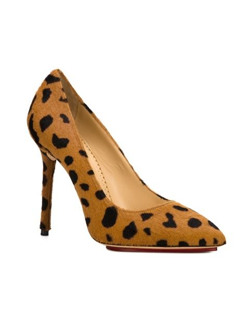'Monroe' Pumps by Charlotte Olympia in Arrow