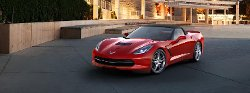 Corvette Stingray C7 Coupe Convertible by Chevrolet in Entourage
