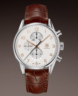 Carrera Calibre Automatic Chronograph Watch by Tag Heuer in The Age of Adaline
