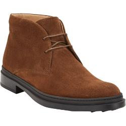 Suede Desert Boots by Tod's in Mortdecai