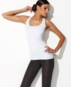 Pure Tank Top by Wolford in Keeping Up With The Kardashians