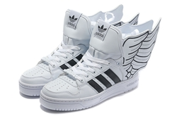 Jeremy Scott Wings 2.0 Sneakers by Adidas in Kingsman: The Secret Service