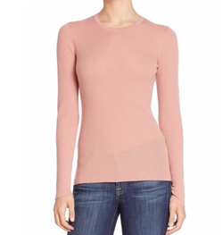 Mirzi Refined Merino Wool Sweater by Theory in Fuller House