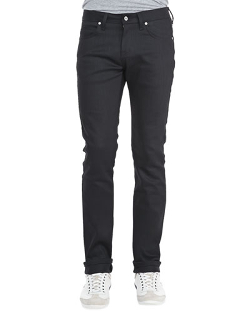 SkinnyGuy Power-Stretch Jeans by Naked and Famous Denim	 in The Best of Me