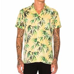 Short Sleeve Palm Tree Shirt by Scotch & Soda in Unbreakable Kimmy Schmidt