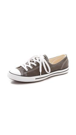 Fancy Low Top Sneakers by Converse in Ride Along
