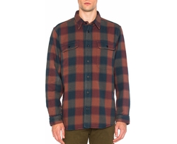 Vintage Flannel Work Shirt by Filson in Modern Family