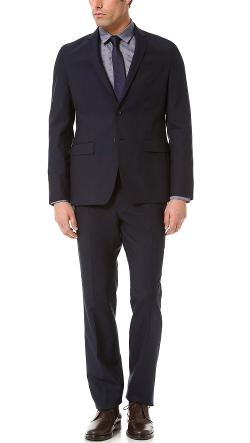 Rivington Soft 2 Button Suit by Mr. Start in Need for Speed