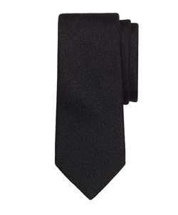 Textured Solid Tie by Brooks Brothers in Now You See Me 2