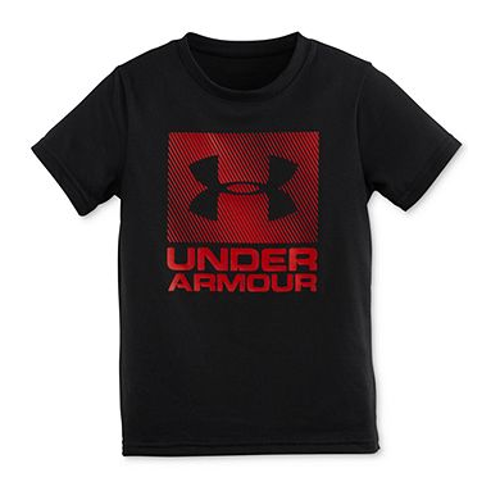 Little Boys' Score Graphic Tee by Under Armour in Ride Along