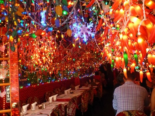Panna II Garden Indian Restaurant New York City, New York in Daredevil - Season 2  - Preview
