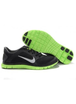 Free Run 4.0 V3 Shoes by Nike in Ballers