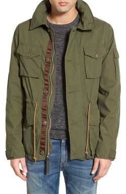 Men's M-65 Field Jacket by Alpha Industries in Edge of Tomorrow