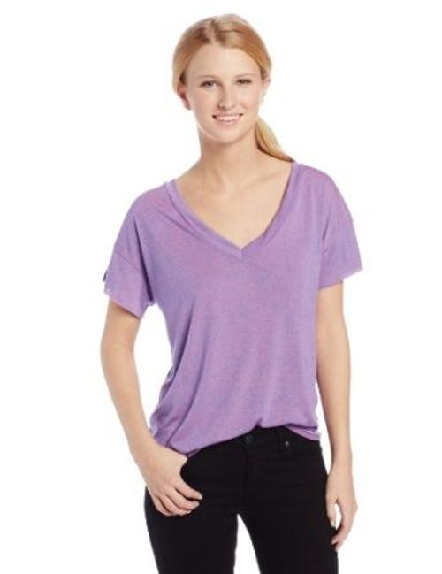 Women's Solid Nfinitee T-Shirt by Hurley in The Fault In Our Stars