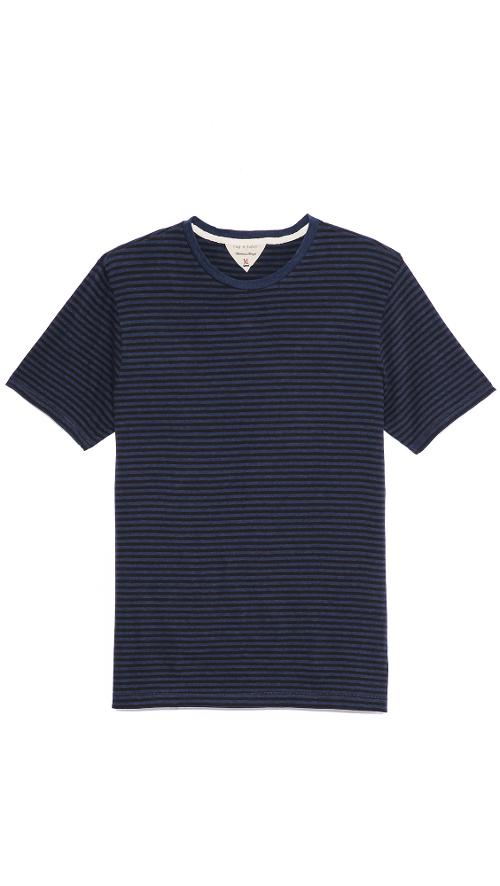 Perfect Stripe T-Shirt by Rag & Bone in Project Almanac