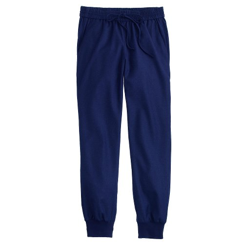 Drapey Wool Sweatpants by J.Crew in Couple's Retreat
