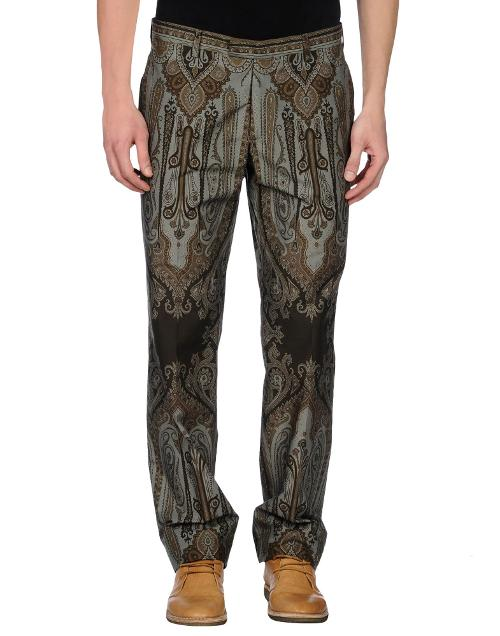 Casual pants by ETRO in Step Up: All In