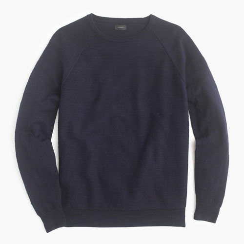 Slim Rugged Cotton Sweater by J.Crew in Modern Family