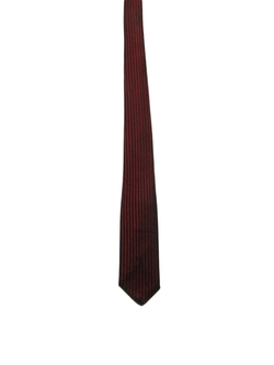 Skinny Rockabilly Necktie by Rusty Zipper in Legend