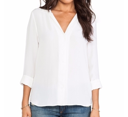 Adalyn Blouse by Equipment in Quantico