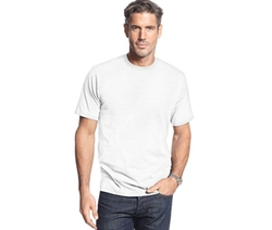 Short Sleeve Crew Neck T Shirt by John Ashford in Kick-Ass