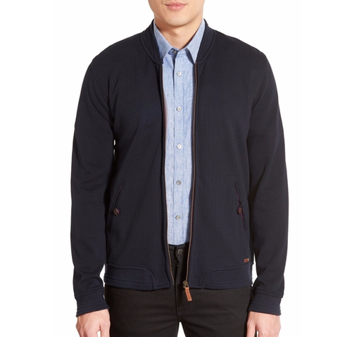 'Stepto' Bomber jacket by Ted Baker in The Boss