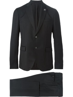 Two Piece Suit by Lardini in Empire