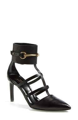 'Ursula' T-Strap Pump by Gucci in Furious 7