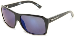 Capt. Ahab Polarized Square Sunglasses by Electric Visual in American Ultra