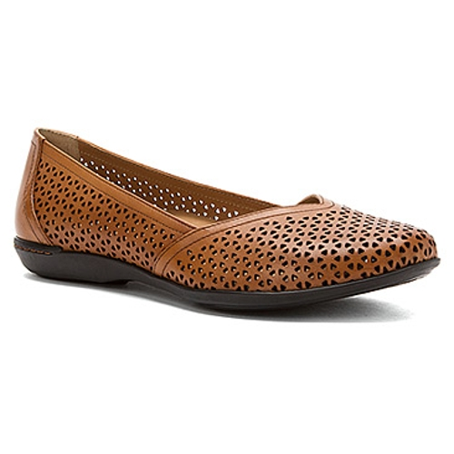 Toffee Nappa Loafers by Dansko Neely in Before I Wake